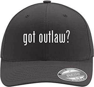 got Outlaw? - Men's Flexfit Baseball Hat Cap