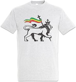 Urban Backwoods Lion of Judah II Camiseta De Hombre T-Shirt