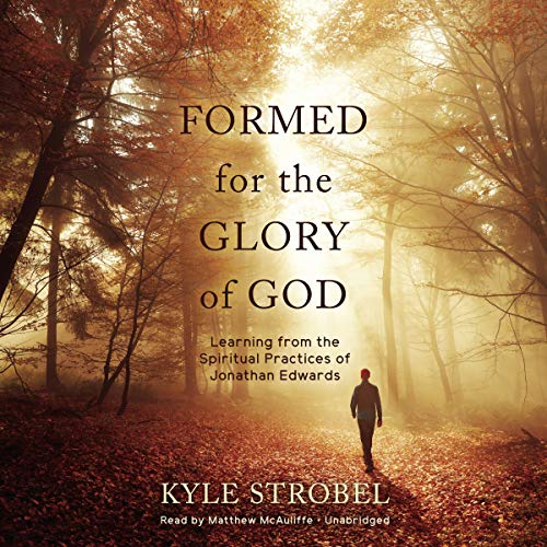 Formed for the Glory of God  By  cover art