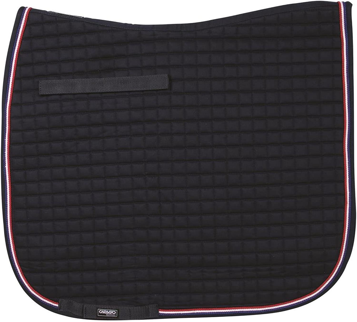 CATAGO Saddlepad Classic Saddle Pad Dr. 17  Navy, dr. 17