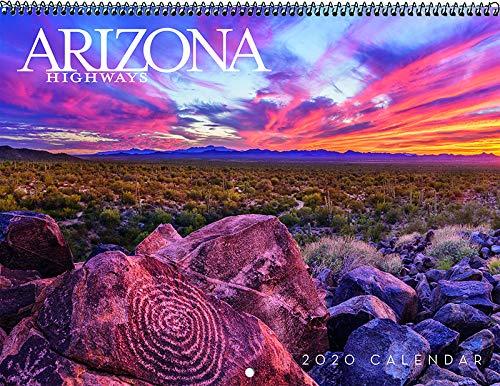 Arizona Highways 2020 Classic Wall Calendar