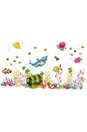 ouken Universale Spazzola di pulizia pratico galleggiante Magnetic Acquario Fish Tank Brush S