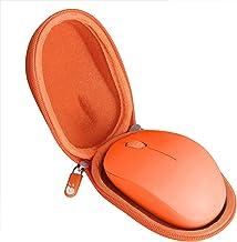 Hermitshell Travel Case for seenda Wireless Mouse 2.4G Noiseless Mouse(Only Case) (Orange)