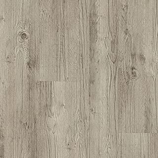 Armstrong Century Barnwood Vivero Good Vinyl Tile Flooring, Weathered Gray/FPU6010631