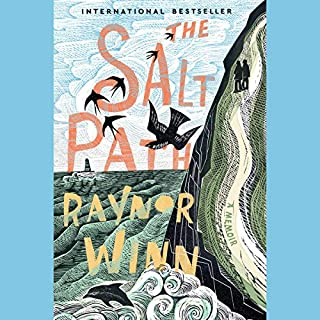 The Salt Path audiobook cover art