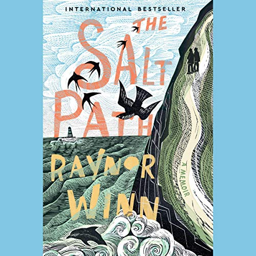 The Salt Path audiobook cover art