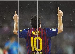Doppelganger33 LTD Lionel Messi Goal Celebration FC Barcelona Giant New Art Print Poster OZ302