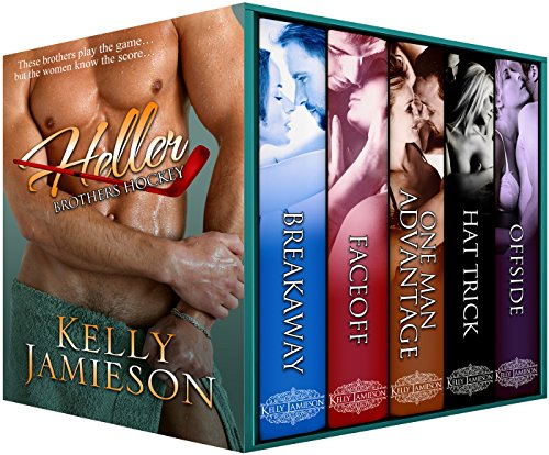 Heller Brothers Hockey — A Five Book Hockey Romance Collection (English Edition)