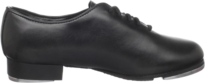 Dance Class Womens PTM101 Full Sole Jazz Tap Oxford Shoe