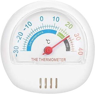 Thermomètre de congélateur à résistance à haute température, thermomètre à grand cadran ABS précis, pour la cuisine à la m...