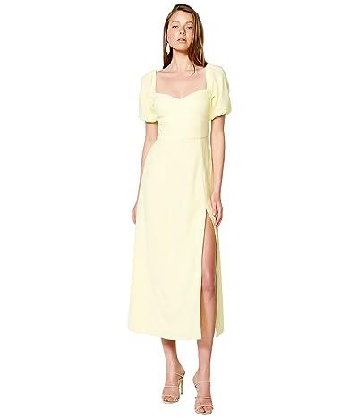 Bardot Jacynta Dress (Sun Yellow) Women