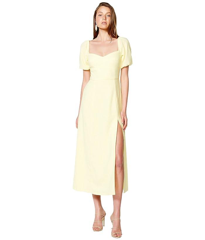Bardot  Jacynta Dress (Sun Yellow) Womens Dress