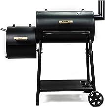 TAINO XL Smoker Bayamo BBQ GRILLWAGEN Holzkohle Grill Grillkamin Standgrill Räucherofen Grilllok