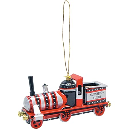 Hallmark /'Yuletide Central-Locomotive//Engine/' 1st Dated 1994 Ornament New In Box