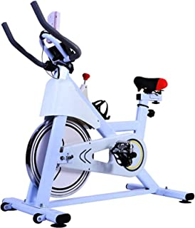 Home Exercise Bikes, Indoor Cycling Spinning Bikes Fast Bikes with Low-Noise Belt Drive System, Exercise Fitness Equipment...