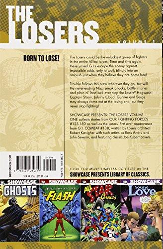 Showcase Presents: The Losers Vol. 1