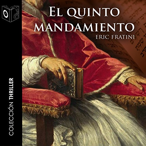 El quinto mandamiento [The Fifth Commandment] audiobook cover art