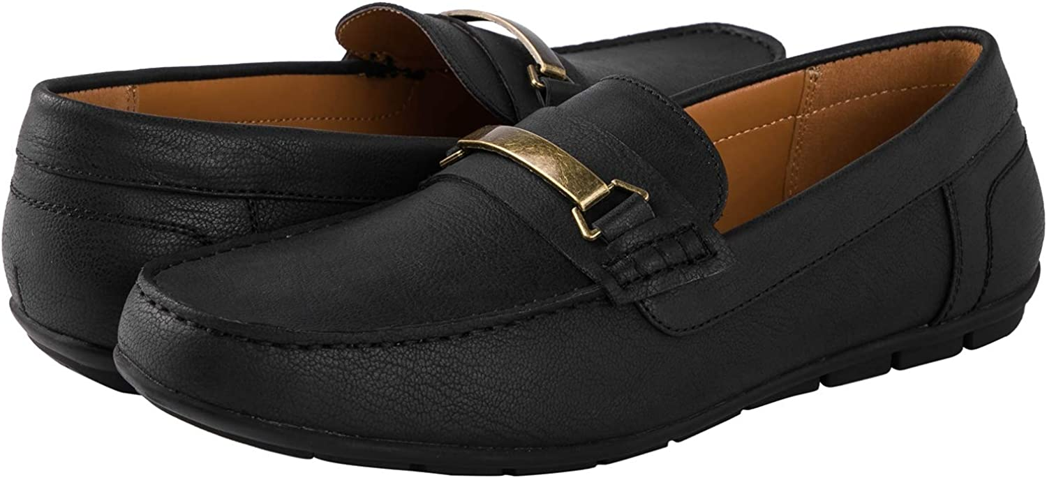 Free shipping on posting reviews GLOBALWIN Men's Casual Slip On Lightweight Driving Directly managed store Loafers Penny