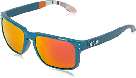 af33ca4b694 Oakley Men s Holbrook Polarized Rectangular Sunglasses