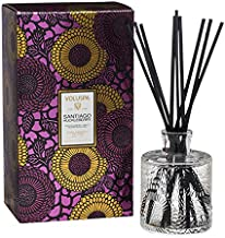product image for Voluspa Santiago Huckleberry Home Ambience Reed Diffuser, 3.4 Fluid Ounces