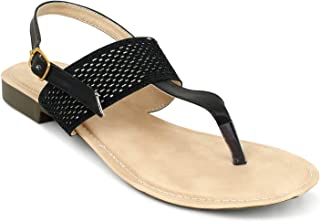 Footstreet Women Stylish Trending Fancy Flat Fashion sandal