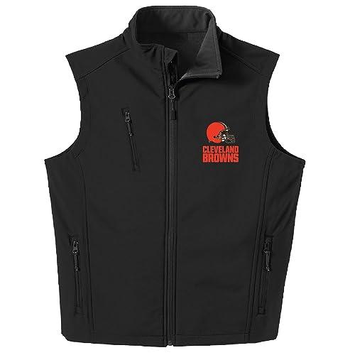 c6b5963a Cleveland Browns Men's Apparel: Amazon.com