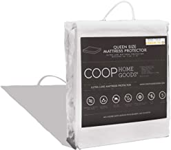 Coop Home Goods – Mattress Protector – Soft and Noiseless - Waterproof and Hypoallergenic - Protect Your Mattress Against ...