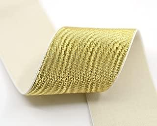 glitter elastic waistband
