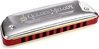 Hohner 542BX-G Golden Melody Diatonic - Clave de G