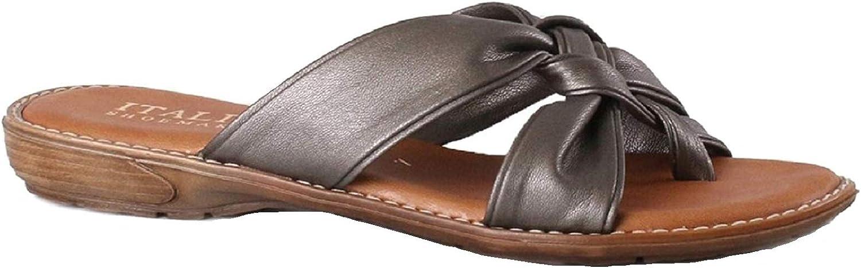 Italian shoesmakers Casen 5392D8 Pewter Grey