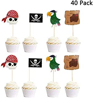 Best pirate fairy cake toppers Reviews