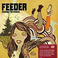 Pushing The Senses [Limited Edition] [CD + DVD] by Feeder (2005-03-29)