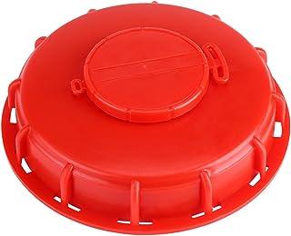 Zerodis Tapa del Tanque IBC, Tapa de la Cubierta del Accesorio del totalizador de IBC para el Almacenamiento del líquido d...