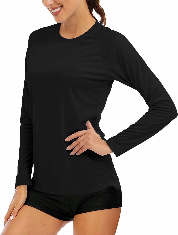 Raleigh Mall MAGCOMSEN Women's Long Sleeve Shirts Raleigh Mall Shir UPF Protection Sun 50+