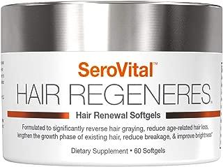 SeroVital Hair Renewal Softgels, 60 Count