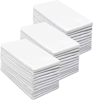 Simpli-Magic 79146 Flour Sack Towels, BASIC, White, 12 Pack