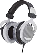 beyerdynamic DT 880 Premium Edition 32 Ohm Over-Ear-Stereo Headphones. Semi-open design, wired, high-end, for tablet and smartphone (Renewed)