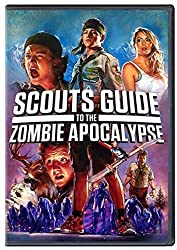 commercial Scout Guide to Zombie Apocalypse dvd flick guide