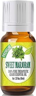 Sweet Marjoram Essential Oil - 100% Pure Therapeutic Grade Sweet Marjoram Oil - 10ml