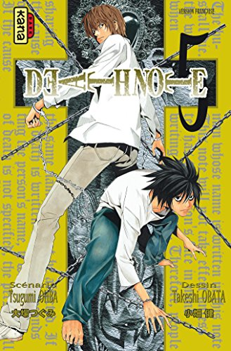 Death Note - Tome 5