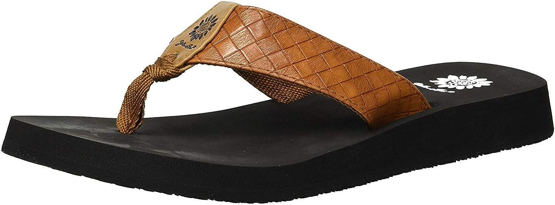 Yellow Box Women's Max 49% Virginia Beach Mall OFF Sandal Cocoa