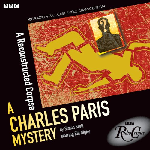 A Reconstructed Corpse (BBC Radio Crimes) audiobook cover art