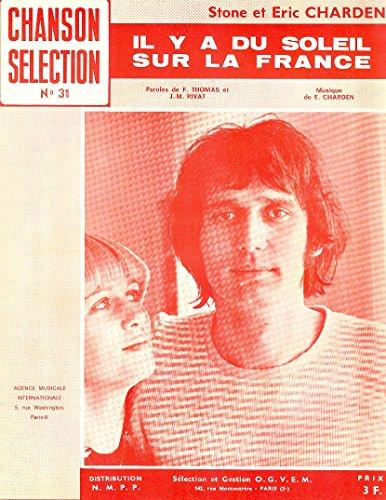 il y a du soleil sur la France Chanson selection n° 31