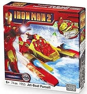 Mega Bloks Ironman 2 Vehicle/Fig Mark 3 Battle damage