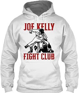Joes Kelly Bostons Fights Club Pullover Hoodie 8 oz