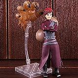 Huhu Naruto Shippuden Figuras de acción Naruto Gaara Toys PVC Modelo de Juguete Coleccionable...