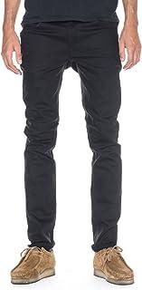 (ヌーディージーンズ)Nudie Jeans Nudie Jeans THIN FINN47 ブラックデニム 黒 コンフォートストレッチ メンズ デニムパンツ スキニージーンズ