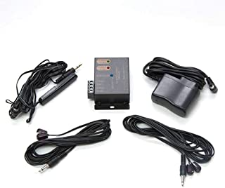 NetStrand IR Repeater System - Hidden IR Control System for Home Theater Infrared Extender System Kit, Controls Up to 12 Devices