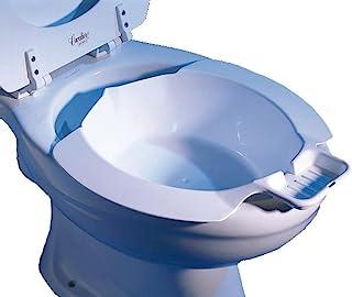 NRS Healthcare Personal Washing Bidet Bowl Toileting Aid F18487 - Portable