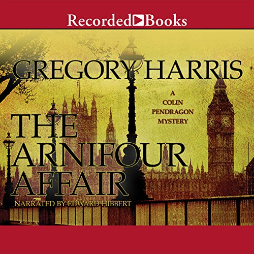 The Arnifour Affair audiobook cover art